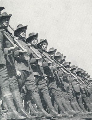 ANZAC day article sized