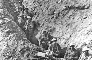New Zealand Forces in WW1